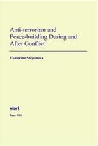 handbook of peace and conflict studies pdf